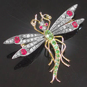 view our entire collection of antique jewelry / antique jewellery.